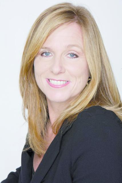 Macht Lust auf Urlaub: Geschäftsführerin Andrea Springer