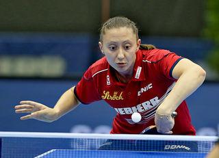 Sofia Polcanova ist als Nummer eins topgesetzt.