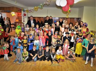 Kindermaskenball in Friedersbach