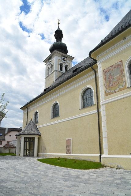 In der Pfarrkirche Tamsweg wurde über das Wochenende der Opferstock aufgebrochen. (Symbolbild)