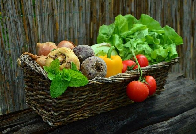 Gemüse aus der Region.