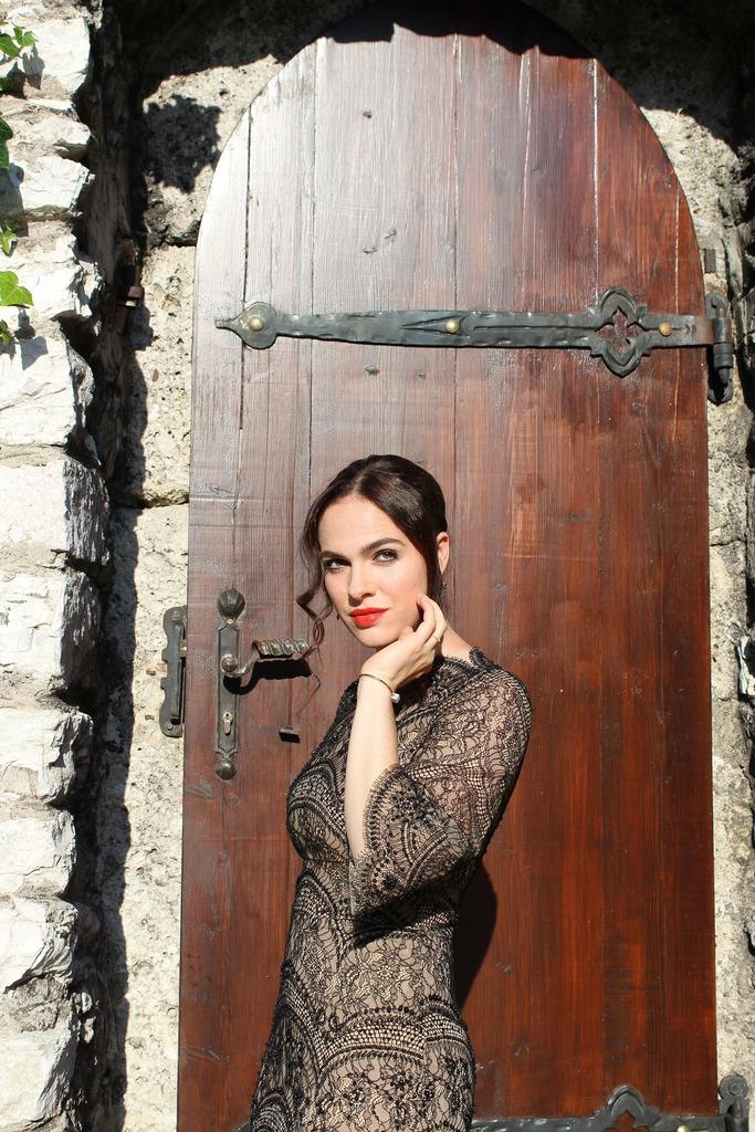 Die gebürtige Dorfgasteiner Schauspielerin Verena Altenberger.