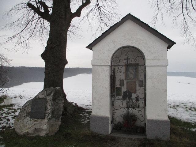 Das Schneiderkreuz (eigentlich eine Kapelle)