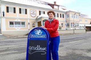Bis inklusive 30. März hat Dorli Schneider ihr Gasthaus in Etzersdorf noch geöffnet. Dann heißt es schweren Herzens Abschied nehmen.
