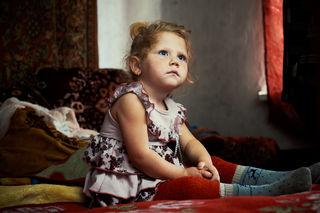 Im Februar lenkt die Caritas den Blick auf die Not von Kindern in Osteuropa.
