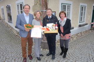 """Wienerwälderin 2017"" war die Eichgrabenerin Manuela Zinöcker."
