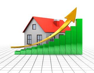 Immobilienpreise steigen 2018 weiter.