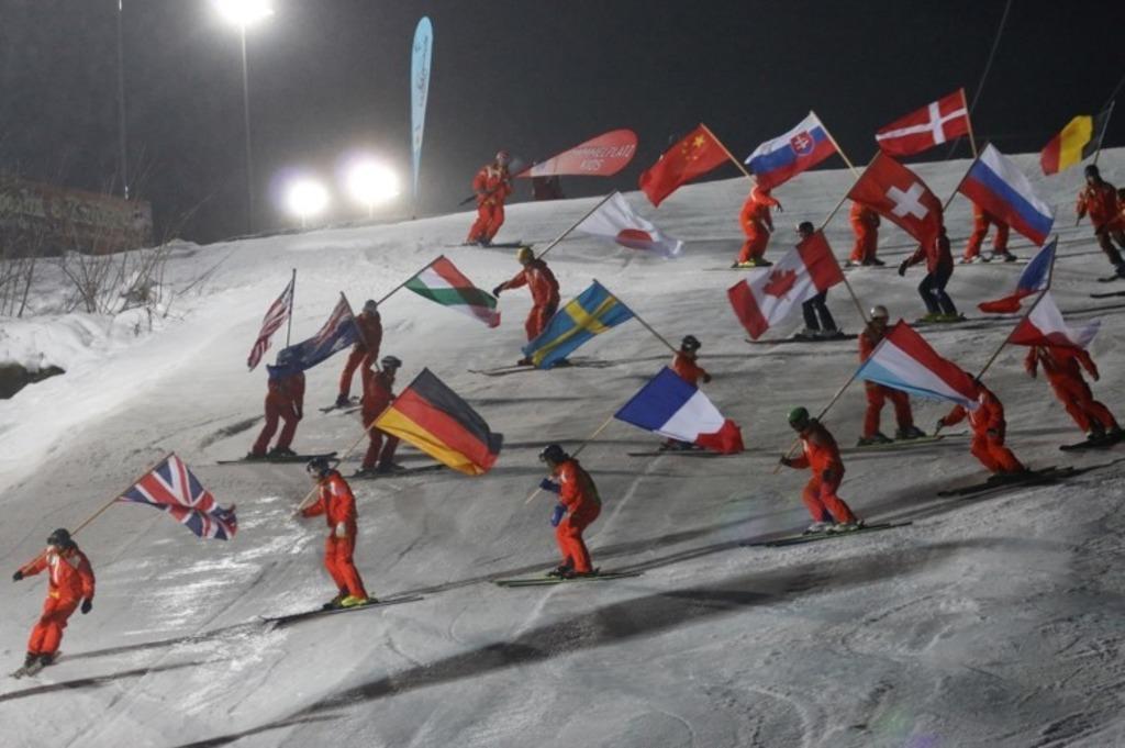 Immer dienstags: Spektakuläre Night Ski Show in Gosau - Salzkammergut
