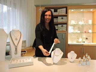 Brigitte Scheinecker, Uhrmachermeisterin, Leonding