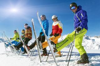 Immer mehr Wintersportler nutzen eine Leihausrüstung.