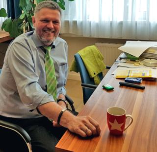 Georg Doppelbauer von der Partner-Treuhand rät bei Themen wie dem Finanzausgleich zu mehr Ruhe und Mut.