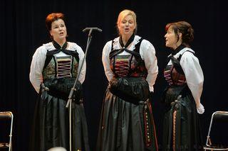 Matreier Sängerinnen