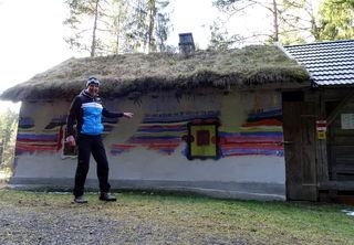 """Die """"Hahnsäge"""" war viele Jahre lang das Wohnhaus von Friedensreich Hundertwasser."""