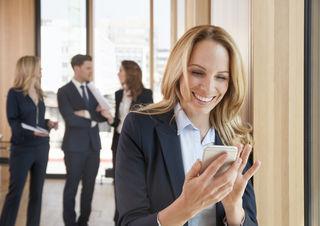 Wiedereinsteiger: Wer nach längerer Pause - egal ob wegen Karenz oder Arbeitslosigkeit - in den Job zurückkehrt, ist meist zufriedener als vorher.