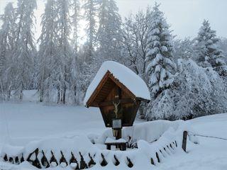 Ja, so stellt man sich eine wunderschöne Winterlandschaft in den Bergen vor. Hier ist sie Wirklichkeit geworden. Augen auf und den Anblick mit Freude genießen!!!