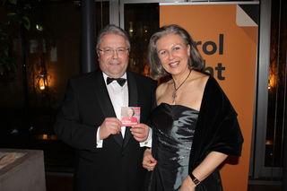 Franz Hörl mit LR Patrizia Zoller-Frischauf