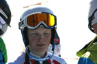 Lisa Grill, hier auf einem Archivbild aus dem Jahr 2017, wurde bei der Junioren-WM in Davos Vierte.