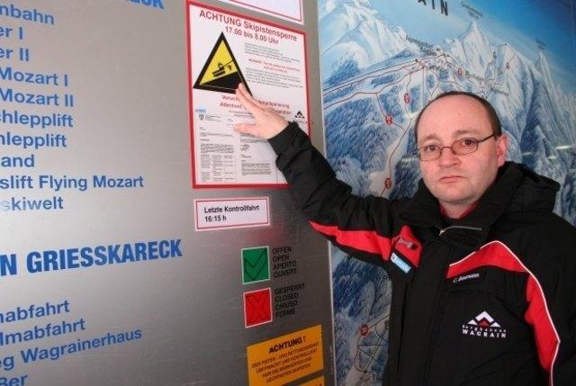 Unter Christoph Baumann wurde die G-Link errichtet.