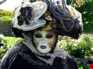 Karneval in Venedig - Foto: Pixaby