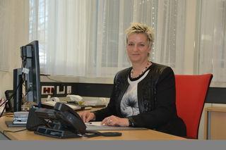 Die Leiterin des Lienzer AMS, Doris Batkowski, kann positives vom Osttiroler Arbeitmarkt berichten.