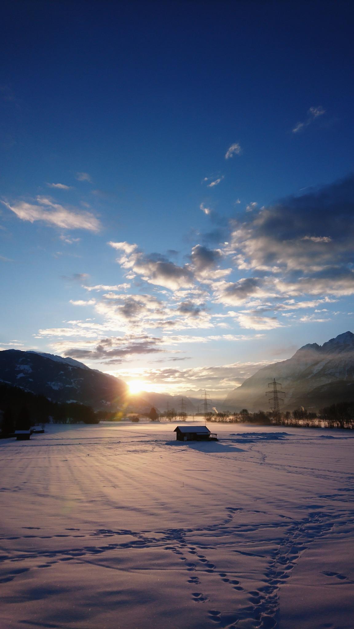 Guten Morgen Sonnenschein Osttirol
