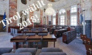 Tiroler Landtagswahl 2018
