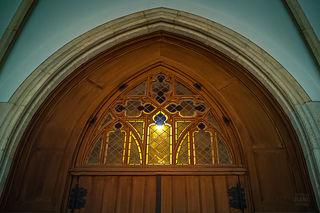 Innentor zur Kirche