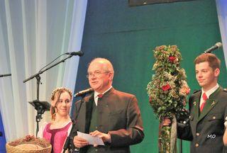 Landrat Hans Seitinger, Bauernbundball Graz