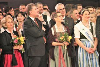 Bauernbundball Graz, Ehrengäste