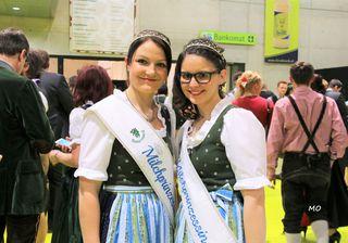 Milchprinzessinen, Bauernbundball, Graz, Messe, Stadthalle