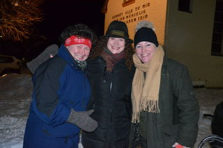 Maria Holzmann, Kathrin Essl und Claudia Wimmer (v.li.).