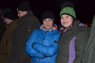 Jägerinnen der Wildregion 5.3 Elisabeth Holzmann und Janine Schnitzhofer (v.li.).