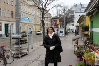 Seit Jänner 2018 ist Ingrid Jung neue Obfrau der IG-Kaufleute Kreuzgasse. Besonders die Attraktivierung des Marktes liegt ihr am Herzen.