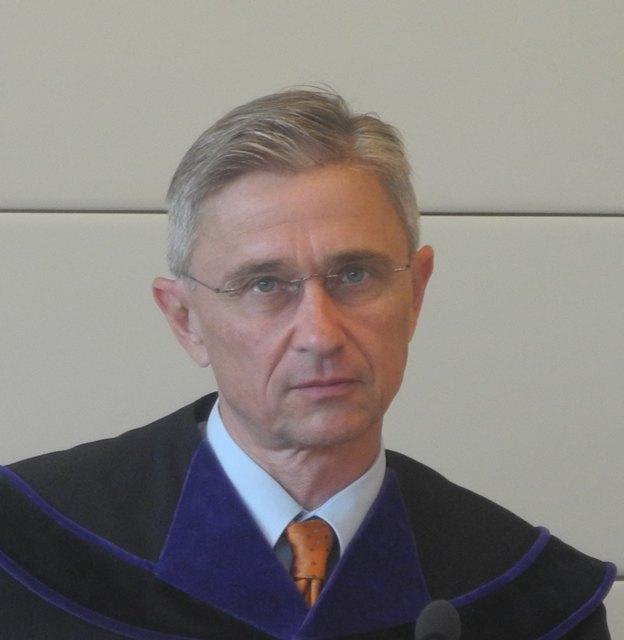 Manfred Hohenecker sprach als Einzelrichter Recht.