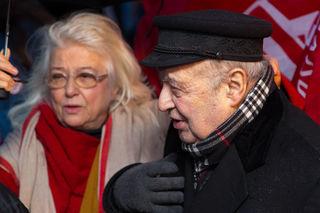 Rudi Gelbard, Mitglied der Sozialdemokratischen Freiheitskämpfer, überlebte die Internierung in Theresienstadt.