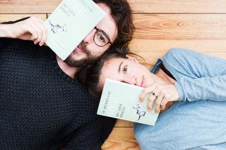 David Stellner schrieb, Magdalena Bloder illustrierte das Kinderbuch.