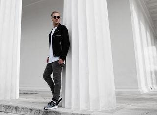 Daniel Kleinfercher ist nun als Model, Fotograf und Lifestyle-Blogger unterwegs