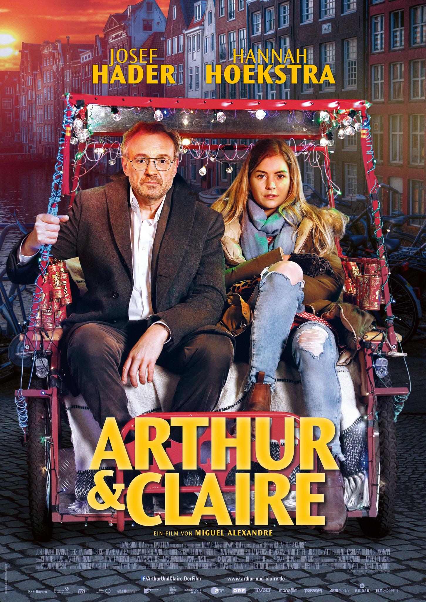 Neu Im Kino Arthur Claire Linz