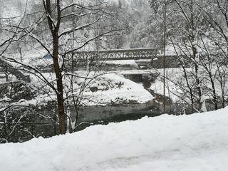 Die Brücken über den Murangergraben werden erneuert. Gleichzeitig folgt eine Verbesserung des Hochwasserschutzes.