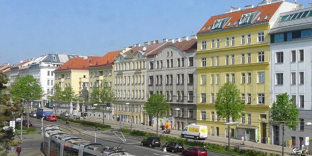 Gründerzeithäuser: Direkt nach dem Bahnhof Hernals wird auf Antrag der Grünen über eine Schutzzone beraten.