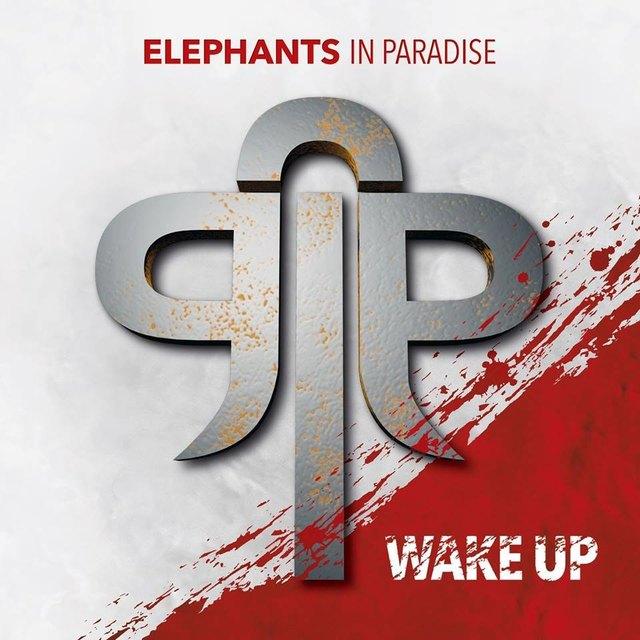"""Elephants in paradise """"Wake up"""""""
