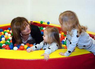 LRinPalfrader_Kinder_@ElisabethPöll.jpg Für LRin Beate Palfrader hat die bessere Vereinbarkeit von Familie und Beruf oberste Priorität.