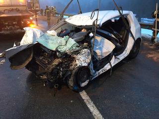 Bei einem frontalen Zusammenstoß auf der Reschenbundesstraße wurden zwei Menschen getötet