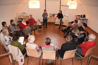 Die Teilnehmer des Workshops in Obervellach nahmen wertvolle Tipps mit nach Hause