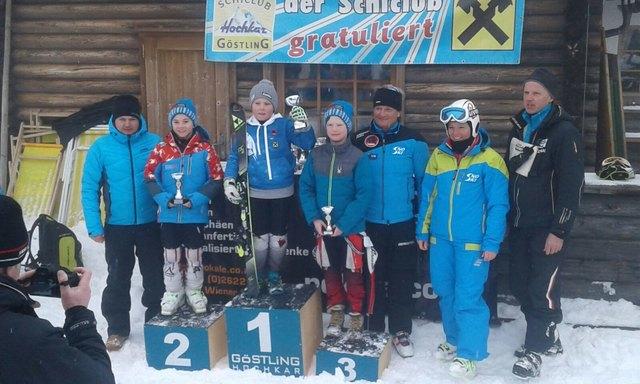 Stephan Besendorfer gewinnt im Slalom