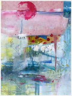 Die junge französische Künsterlin Christin Pala betreibt ein Atelier in Rotenturm.
