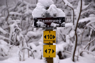 Klammweg Miesenbach:  www.miesenbach.com
