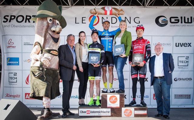 Im Vorjahr siegte Riccardo Zoidl vom Team Felbermayr Simplon Wels beim Saisoneröffnungsrennen in Leonding.