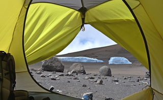 Conny und Norbert Mair berichten von ihren Erlebnissen in Tansania. Unter anderem schliefen sie im Gipfelkrater des  Kilimandscharo.