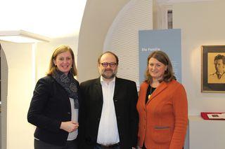 Im Auftrag Roseggers: Barbara Eibinger-Miedl, Maximilian Losinschek, Katharina Kocher-Lichem